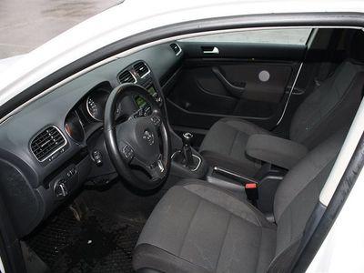 begagnad VW Golf TDI 1,6 Masters 105 H -12