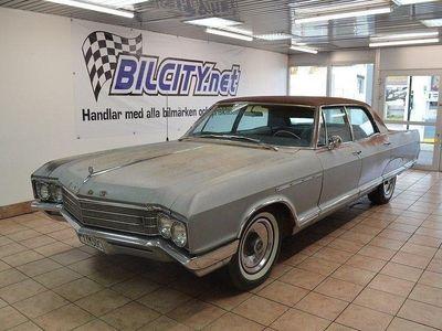 begagnad Buick Electra 225 1966 Solbränd Patina