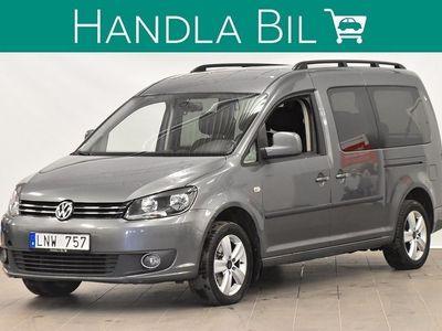 begagnad VW Caddy Maxi Life 1.6TDI 7-SITS AUT D-VÄRM