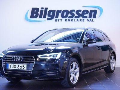 begagnad Audi A4 Avant 2.0TDI Sport D-Värm Drag Lane LED