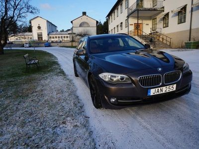 begagnad BMW 525 d xDrive Touring