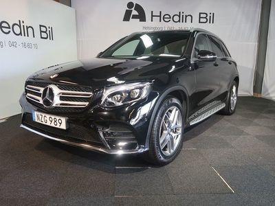 begagnad Mercedes GLC220 D 4-MATIC / AMG-LINE /