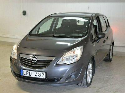 begagnad Opel Meriva 1.3 CDTI ecoFLEX 95hk 9335 mil 0% Ränta