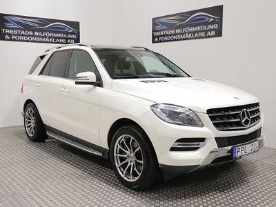 begagnad Mercedes 350 ML BenzCDI 4M E6 mån 2014, SUV 325 000 kr