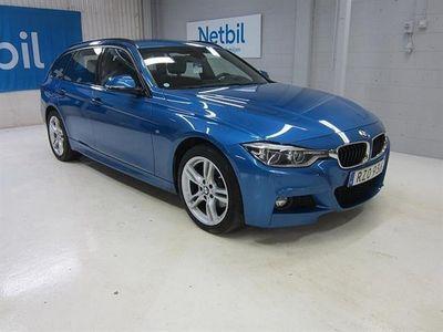 begagnad BMW 320 d xDrive M-paket Navi Aut Touring, F31