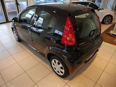 begagnad Peugeot 107 1.0 5dr 2011, Halvkombi