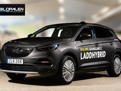 begagnad Opel Grandland X Hybrid INNOVATION PHEV FWD