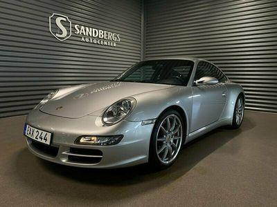 begagnad Porsche 911 Carrera 4S 355hk Sport Chrono PASM