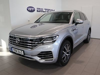 begagnad VW Touareg Executive V6 TDI 286 Aut 4M Drag Webasto