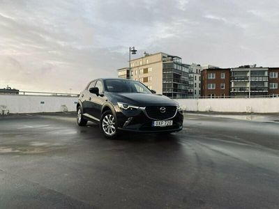 begagnad Mazda CX-3