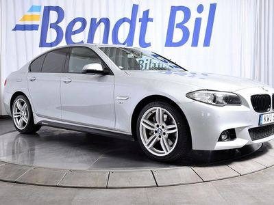 begagnad BMW 530 d xDrive Sedan M Sport Nav/Komfortstolar