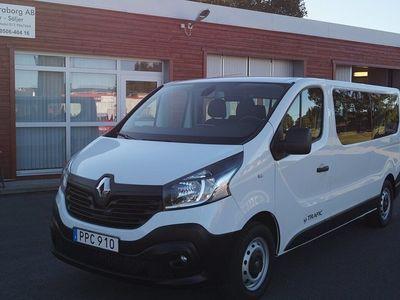 begagnad Renault Trafic Passenger 125TT 9-Sits L2