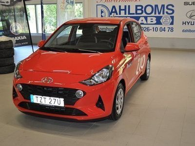 begagnad Hyundai i10 1.0 AMT5 Essential 2020, Personbil 144 900 kr