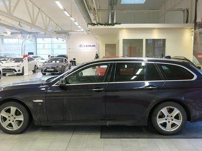 begagnad BMW 535 xDrive Touring, F11 (313hk) -14