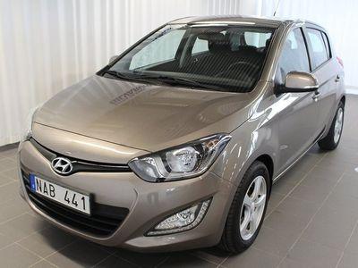begagnad Hyundai i20 1,2 PremiumPlus