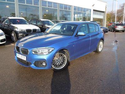begagnad BMW 118 i 5d. M Sport, HiFi, LED