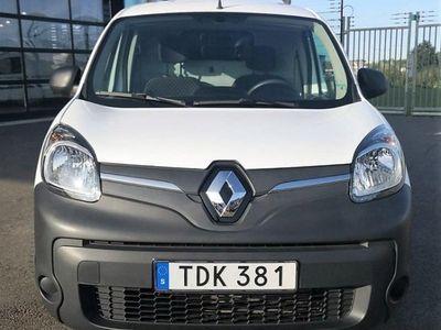 begagnad Renault Kangoo ZE, Maxi, Inredning