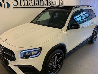 begagnad Mercedes 250 GLB Benz4MATIC AMG Night 8G-DCT Euro 6 2020, SUV 488 350 kr