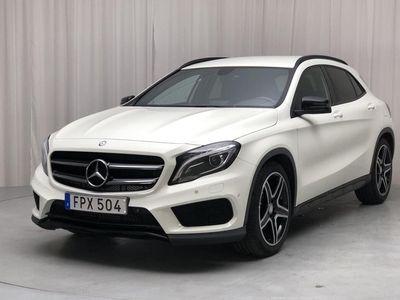 second-hand Mercedes GLA220 GLA-KlassCDI 4MATIC (170hk)