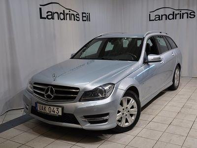brugt Mercedes C220 220 CDI 4M