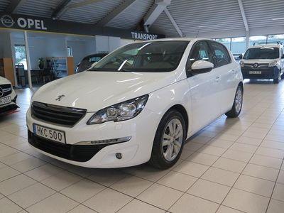 begagnad Peugeot 308 1.2 130hk / Automat -00
