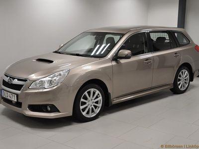 begagnad Subaru Legacy 2.0D Station Business (150hk)