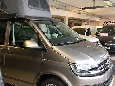 begagnad VW California Ocean Tdi 150hk 4Motion Diffspärr