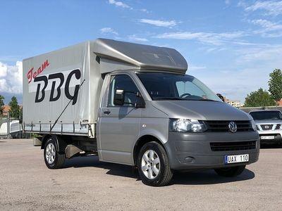 begagnad VW Transporter Chassi 2.0 TDI 4Motion DSG 140hk / Drag