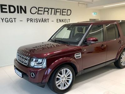 begagnad Land Rover Discovery 4 HSE Euro 6
