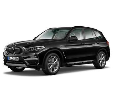 begagnad BMW X3 xDrive30e xLine Dragkrok Backkamera Svankstöd Rattvärme