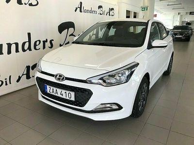 begagnad Hyundai i20 1.2 Euro 6 84hk Move