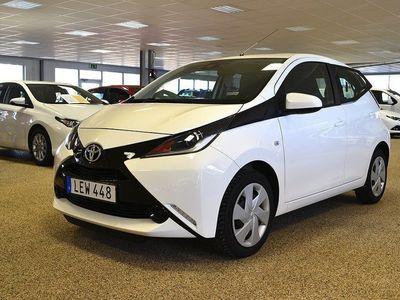 begagnad Toyota Aygo 1,0 5DR X-PLAY VINTERHJUL INGÅR