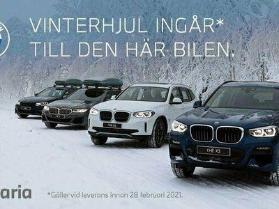 begagnad BMW 520 d xDrive Touring M Sport Winter Nav Drag HiFi 2021, Kombi Pris 458 700 kr