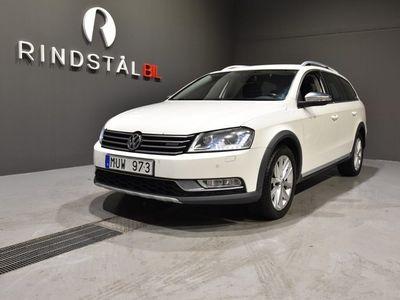 begagnad VW Passat Alltrack TDI DSG 4M DSG DRAG D-VÄRM 2013, Personbil 99 900 kr