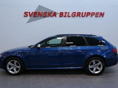 begagnad Audi A4 2.0 TDI Aut Drag Aux Fjärrvärme