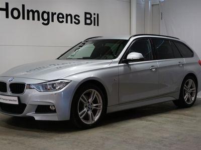 begagnad BMW 320 d xDrive M Sport Navi Drag