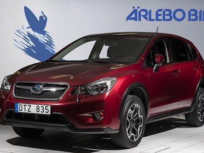 begagnad Subaru XV 2.0i Automat Sport, Dragkrok -14