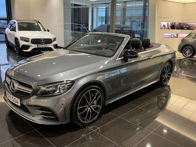 begagnad Mercedes C43 AMG C Benz AMGAMG 4MATIC CABRIOLET 2018, Cab 599 000 kr