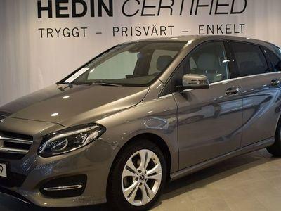 brugt Mercedes B200 // ADAPTIVA STRÅLKASTARE // 7-VÄXLAD AUTOMAT