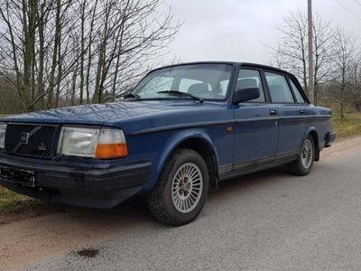 begagnad Volvo 240 GLT -90