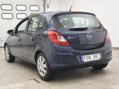 begagnad Opel Corsa 1.4 Twinport ECOTEC 100hk 0:- KONTANT