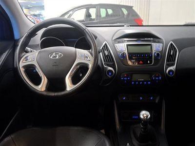 begagnad Hyundai ix35 1,7 CRDI Comfort Plus 2 WD