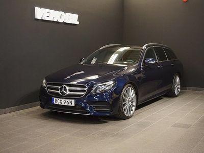 begagnad Mercedes E200 Kombi AMG 360-Kamera Vär