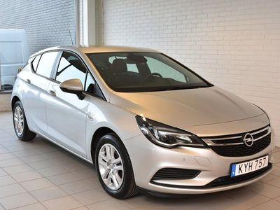 begagnad Opel Astra Enjoy Pluspaket 1.0T 105hk Låga mi