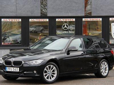 begagnad BMW 318 d Touring X-Drive Sportline -15