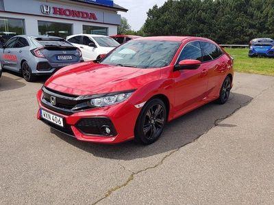 begagnad Honda Civic 1,0T Elegance 129hk S+V-hjul -18