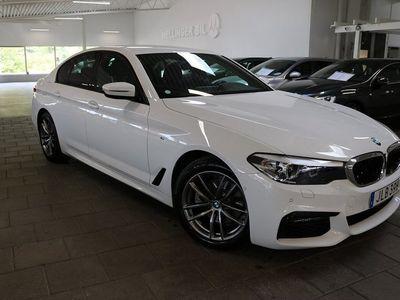 begagnad BMW 520 d xDrive M-Sport Navi/GPS Värmare EU6