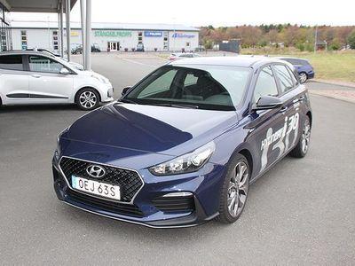 begagnad Hyundai i30 1.4 Turbo-GDi N-line 140hk