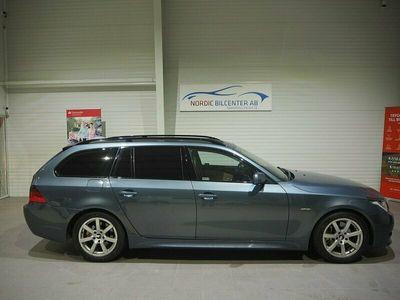 begagnad BMW 525 i Touring 218hk M Sport