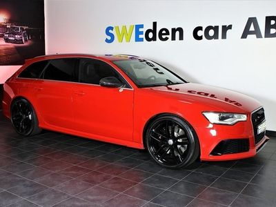begagnad Audi RS6 Avant sv såld Milltek 720hk 1500:- månad